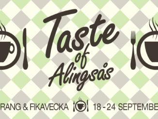 Taste of Alingsås Restaurang & Fikavecka