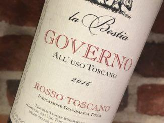 Governo Rosso Toscano 2016
