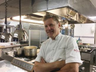 Rickard Halleröd i Köket