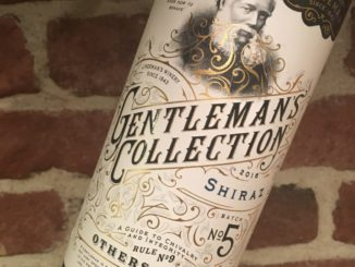 Lindeman's Gentleman's Collection Shiraz 2016