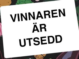 Gunilla Egelstad vann kokboken -Grattis!