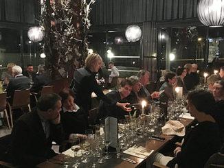 Fullsatt Winemakers Dinner på Araslöv Golf & Resort