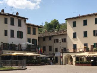 Albergo del Chianti-Trivsamt och personligt mitt i Toscana