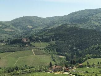 Fem dagar i Toscana