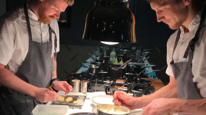 SK Mat & Människor I Göteborg -High Quality cooking, worth a stop