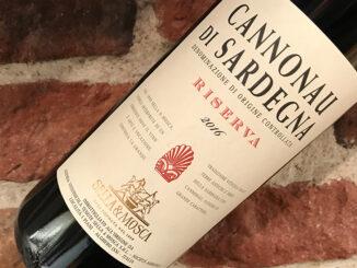 Cannonau di Sardegna -italienare med spanskt påbrå