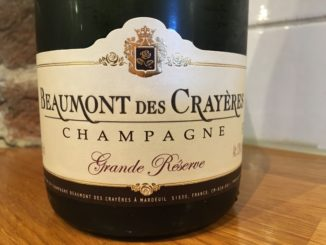 Beaumont de Crayères -Mycket Champagne för pengarna
