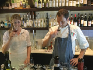 Bistro Italiano -Nya viner på gång