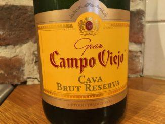 Campo Viejo Cava -Spanskt prisvärt bubbel
