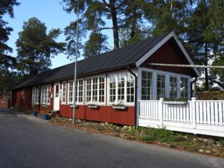 Restaurang Sjöboden - Gastronomi i Spiken