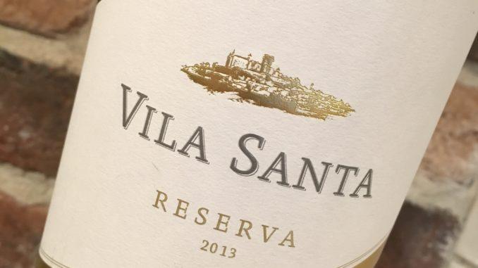 Vila Santa Reserva 2013
