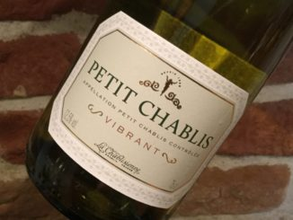 """Petit Chablis """"Vibrant"""" 2016"""