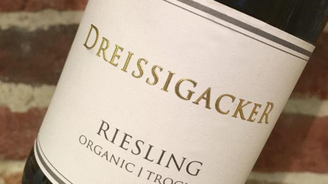 Dreissigacker Riesling Organic Trocken
