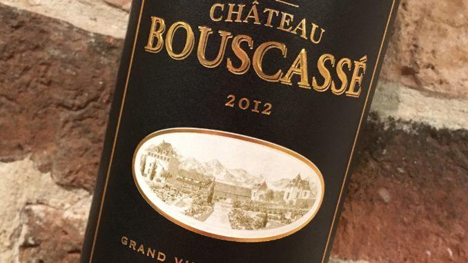 Château Bouscassé 2012