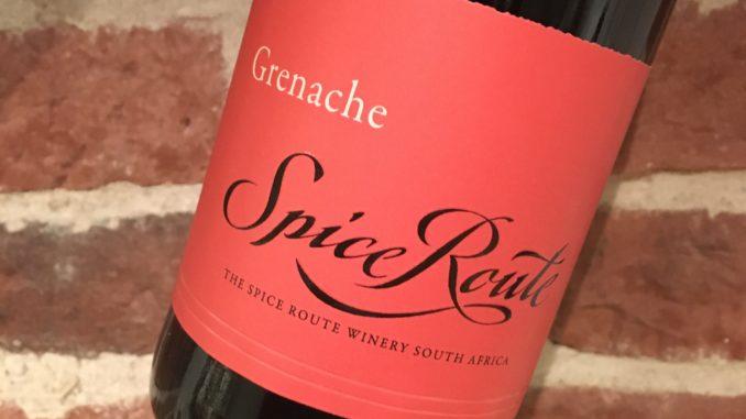 Spice Route Grenache