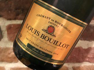 Louis Bouillot Cremant de Bourgogne Millésimé Brut 2014