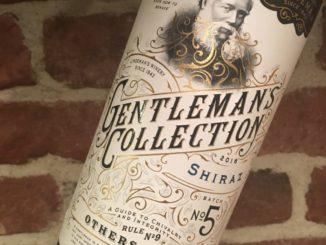 Lindeman's Gentleman's Collection Shiraz 2016