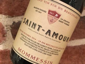 Saint-Amour Grandes Mises