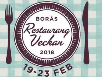 Restaurangveckan i Borås 19-23 februari