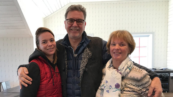 Ulkeröds gård -Gastronomi långt från storsta'n
