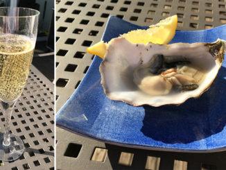 Ostron och Champagne -En tidslös kombination