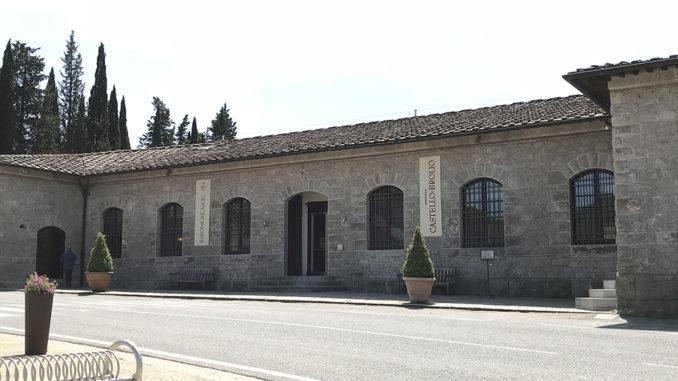 Enoteca del castello Brolio