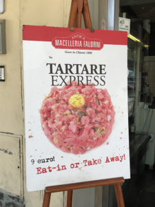 Fast Food - Tartare Express