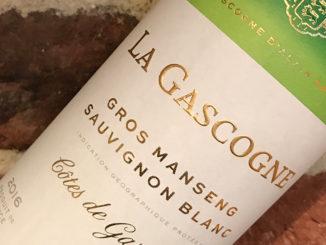 La Gascogne par Alain Brumont -vin från sydväst