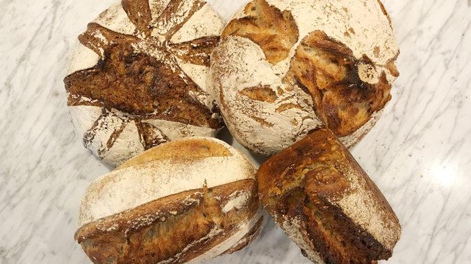 Fyrtal i bröd från Redvägs Bageri -slår det mesta