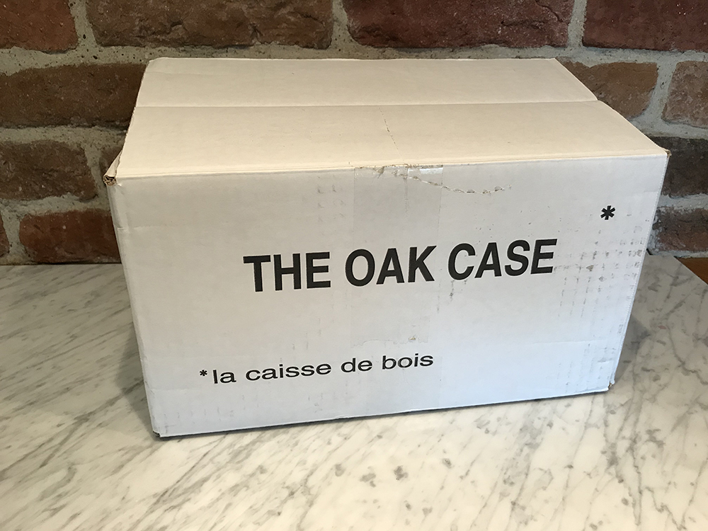 Rabiega -The Oak Case