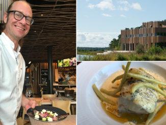 Restaurang Hvita Hjorten -Ekologiskt i toppklass på Läckö