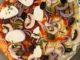 Pizza vegetariana -gott men inte helt okomplicerat