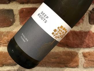 Deep Roots Riesling -modernt vin från Pfalz