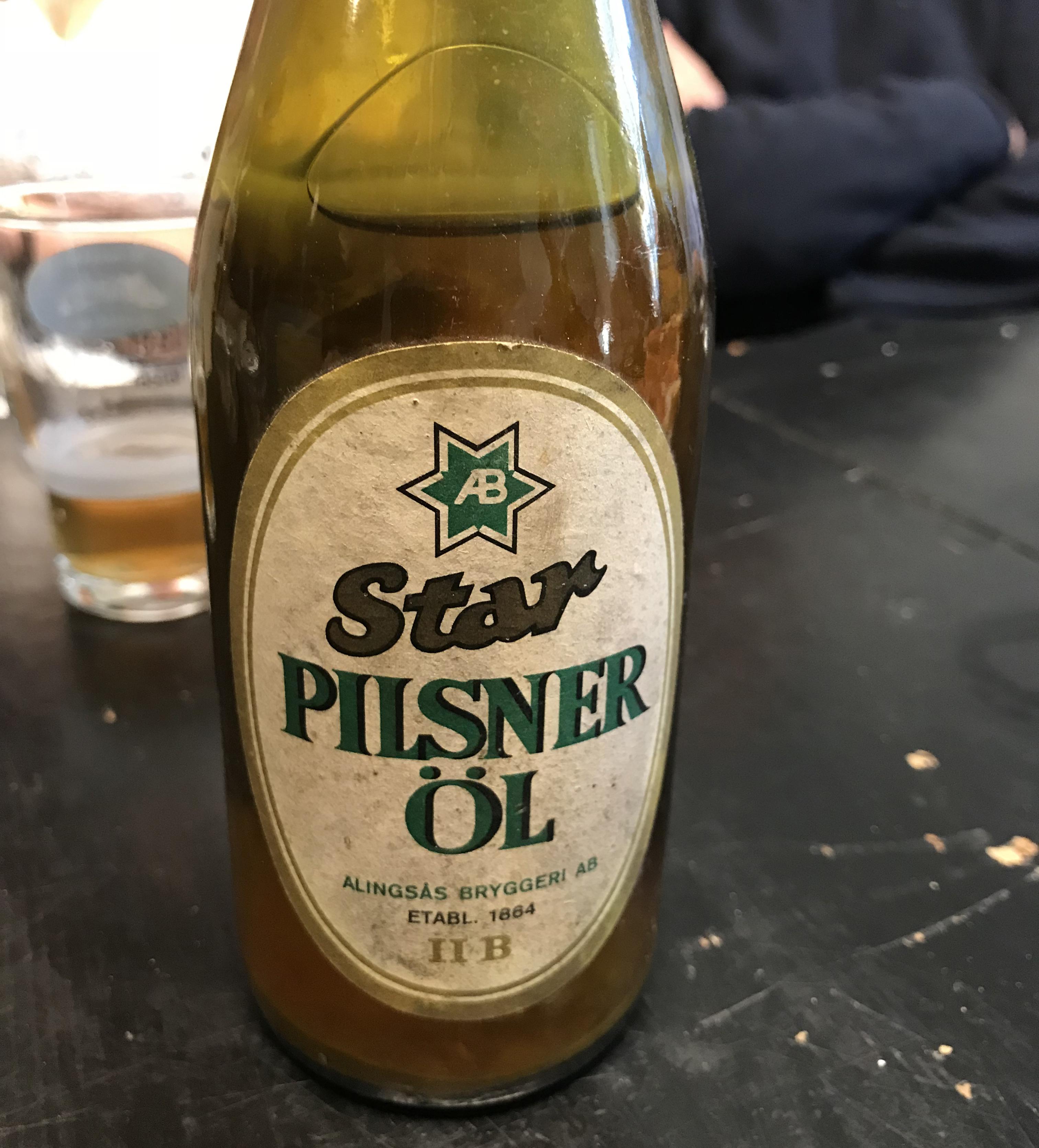 Storsäljare från det gamla Alingsås Bryggeri