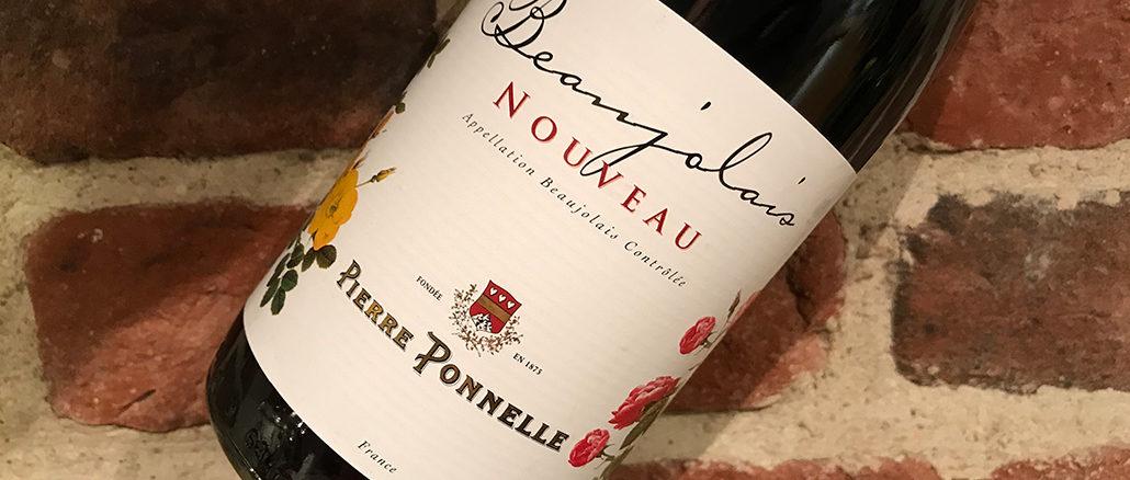 """Beaujolais Nouveau 2018 -""""Il est arrivé!"""""""