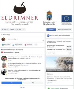 Eldrimner - Nationellt resurscentrum för mathantverk