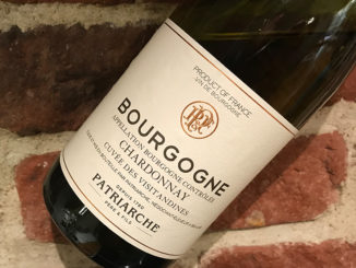 Bourgogne Chardonnay Cuvée des Visitandines Patriarche 2017