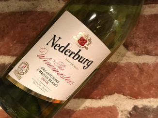 Nederburg Organic Chenin Blanc -ett bra allroundvin
