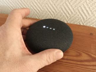 Din hjälpreda i köket -Google Assistant