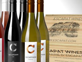 """Domain d´Escapat -""""Svenska viner"""" från sydfranska Minervois"""