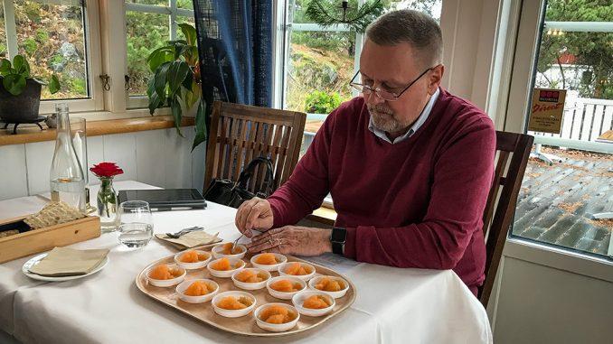 2019 års Vänerlöjrom håller en hög och jämn kvalitet