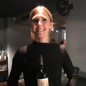 Restaurangchef och Sommelier Erika Eriksson
