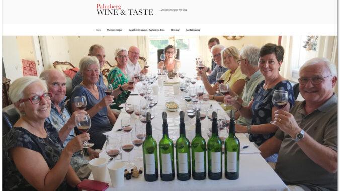 Palmberg Wine & Taste
