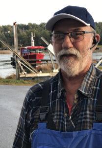 Yrkesfiskare Anders Jonsson