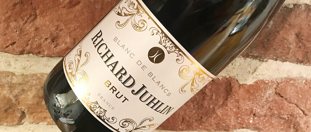 Richard Juhlin Blanc de Blancs -bubbel från Limoux