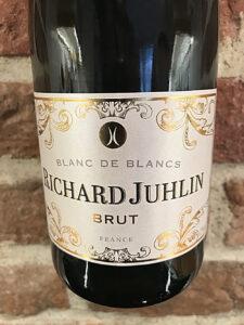 Richard Juhlin Blanc de Blancs -front