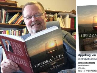 Uppdrag vin -min författardebut