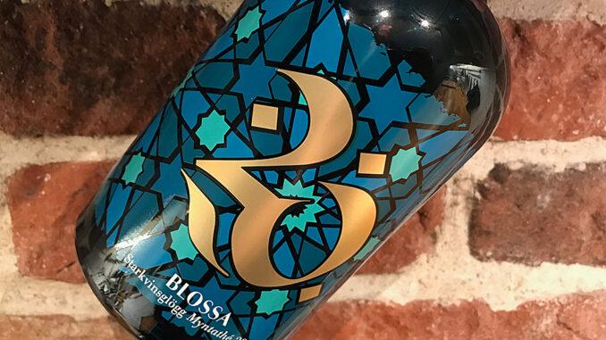 Blossa 20 Myntathé -Glögg med smaker från Marrakech