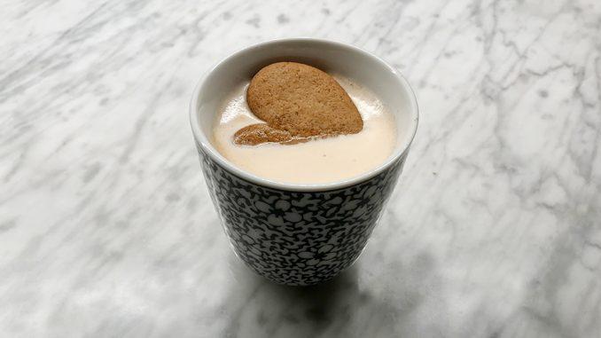 Caffè Lungo med pepparkaka -oväntat gott