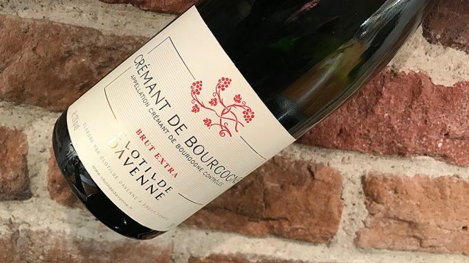 Crémant de Bourgogne -nästan Champagne